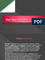 Itai Itai Disease(Presantation)