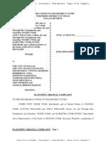 Deanna Cook Lawsuit