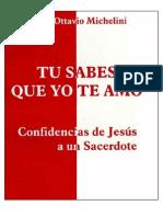 Mensajes de Jesus - Tu Sabes Que Te Amo - Michelini