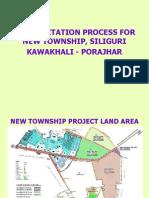 Presentation on New Township Siliguri 24-11-2011