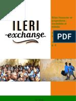 Bilan financier et projections ILERI ExCHANGE 2012-2013 - modalités et détails PDF