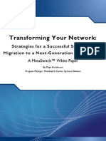 Transforming Your Network