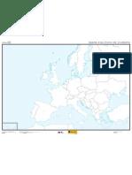 Europako mapa politikoa