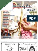 2012 Allen County Fair Tab