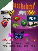 La Fiesta de Las Letras Silabico