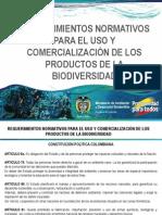 Requerimientos normativos para el uso y la comercialización de productos naturales