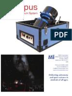 Canopus - Portable Planetarium System