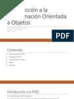 1- Introducción a la Programación Orientada a Objetos en C++