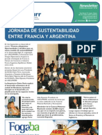 Newsletter nº21 UISCUMARR