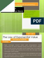 12 Principles of Network Economics - Kelompok 2