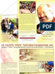 Fr Pops Foundation Brochure in English