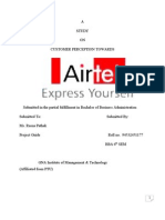 Copy of Project AIRTEL