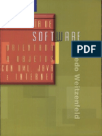 ingenieria de software orientada a objetos alfredo weitzenfeld