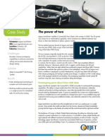 Jaguar Land Rover Case Study