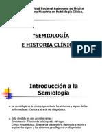 Semiologia e Historia Clinica.[1]
