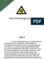Slide Biosseguranca