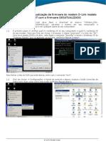 DSL-G604T - Telemar - Procedimento de Atualizacao de Firmware