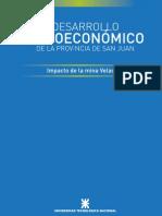 San Juan - Informe de Desarrollo Socioeconómico - UTN
