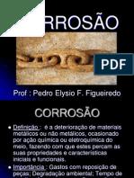 CORROSÃO - Apostila