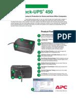 APC UPS ES 450