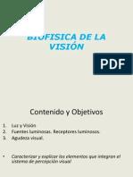 Biofisica de La Visión