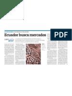 Ecuador Busca Negocios