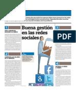 Gestion en Redes Sociales