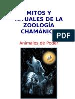 MITOS Y RITUALES DE LA ZOOLOGÍA CHAMÁNICA