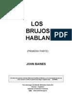 Brujos.john Baines