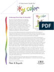 Classroom Activity Kit for Sky Color by Peter H. Reynolds