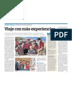 Negocio Turismo Vivencial Peru