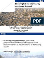 Enabling Good Housing Policies Presentation