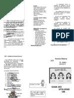 Guia Do Utilizador 2012-13