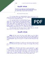 Quản lý chất lượng _QD 2003 Bộ Xây Dựng