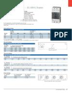 Siemens 400 a MCCB Spec