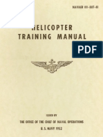 USN Helicopter Training Manual (1952)