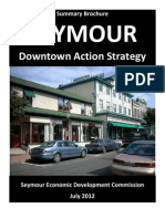 Seymour EDC Downtown Action Plan