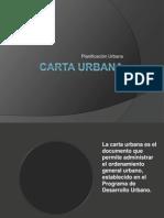 Carta Urbana