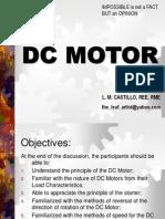 Dc Motor Lmc
