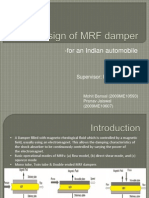 Presentation MRF DAMPER