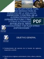 Superintendencia de Puertos y Transporte PROYECTO de LEY ENCUENTRO NACIONALCON (2)