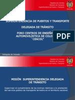 Superintendencia de Puertos y Transporte