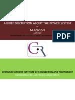 Power System Terminolgy