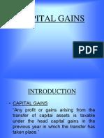 Capital Gains 2010