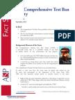 CTBT Factsheet