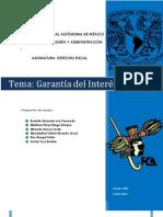 Garantia Del Interes Fiscal B