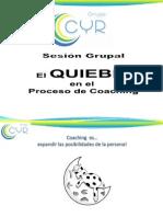 Sesion Grupal Coaching - Quiebre - PDF