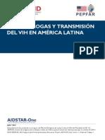Uso de Drogas y Transmision Del VIH en America Latina
