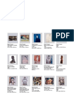 Picasso 2012 - Le opere in mostra