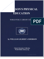 Andersons Physical Education 1897